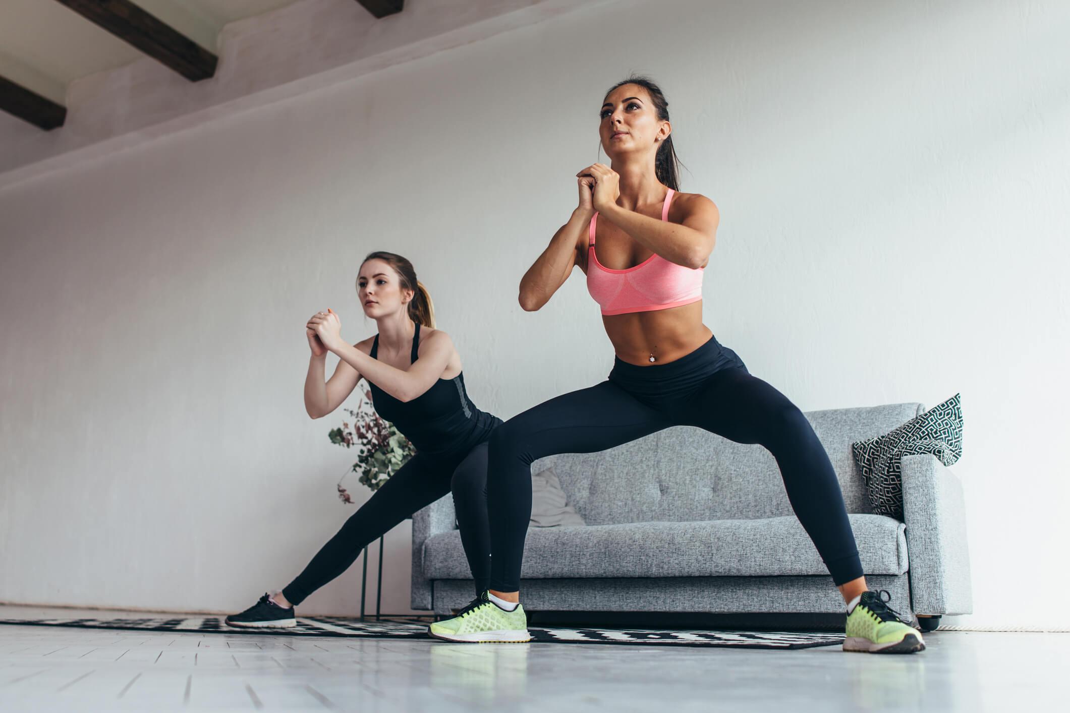 Exercícios para a perna